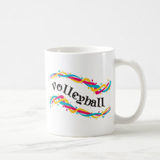 Mug Torsions de volleyball