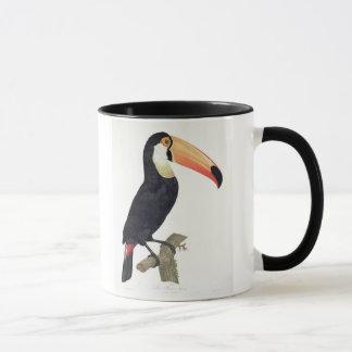 Mug Toucan No.2, de la 'histoire des oiseaux de