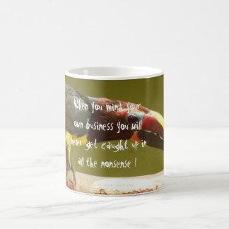 Mug Toucan vert d'aracari