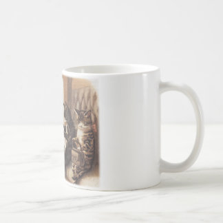 Mug Tour de train de Kitty