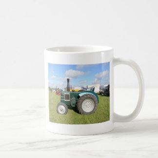 Mug Tracteur diesel vintage