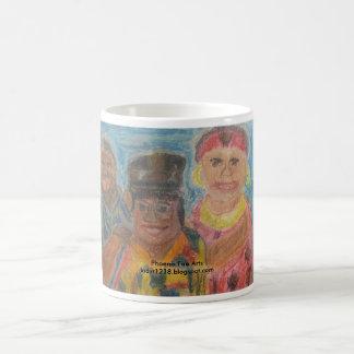 Mug Tradition africaine