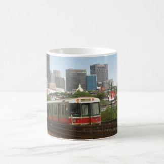 Mug Train de Boston