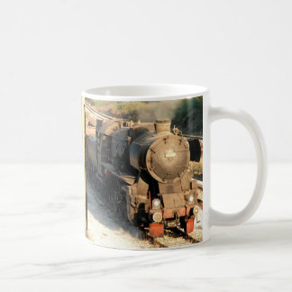 Mug Train de vapeur de la Bosnie