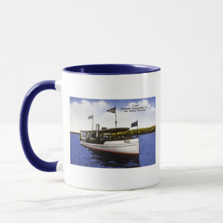 "Mug Transport Cie. de ""Tula"" le Wisconsin"