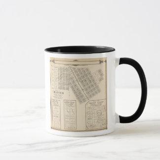Mug Traver, Tulare County