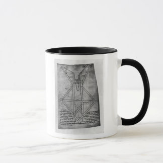 Mug Trebuchet, machine pour jeter des flèches
