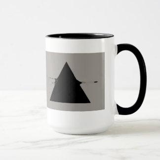 Mug triangle shot
