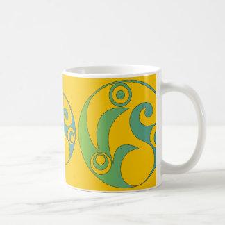 Mug Triple de la terre et de mer