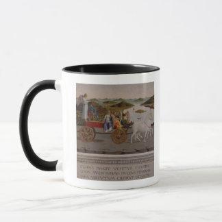 Mug Triumph de Federigo DA Montefeltro, duc d'Urbino