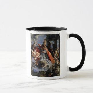 Mug Triumph de St Augustine 1664