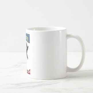 Mug Trombone de patchwork