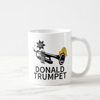 Mug Trompette de Donald Trump drôle