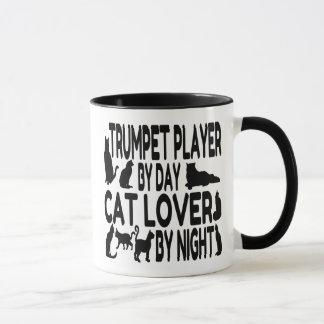 Mug Trompettiste d'amoureux des chats
