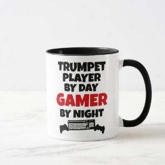 Mug Trompettiste par le Gamer de jour par nuit