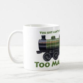 Mug Trop de trains ! Antiquité