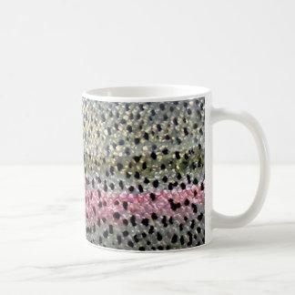 Mug Truite arc-en-ciel par PatternWear©