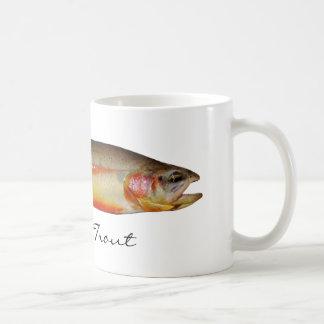 Mug Truite d'or