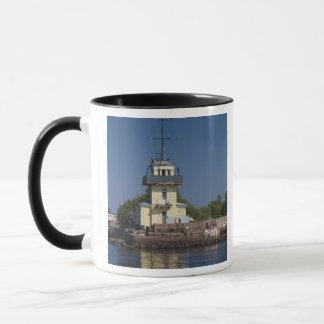 Mug Tsar Peter la ville navale de forteresse de Greats