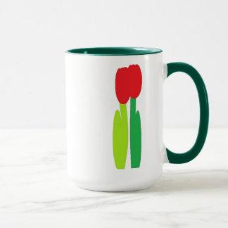 Mug Tulipes