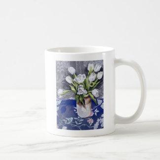 Mug Tulipes blanches 1994