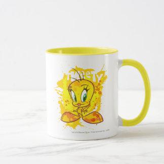 Mug Tweety avec le nom