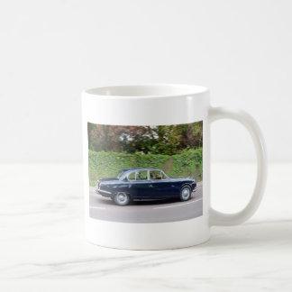 Mug type de Jaguar S des années 1960