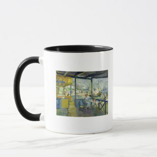 Mug Un café en Gursuph, 1914