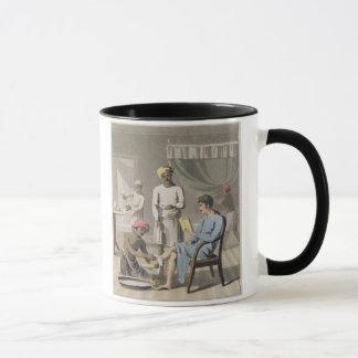 Mug Un habillage de monsieur, occupé par son porteur