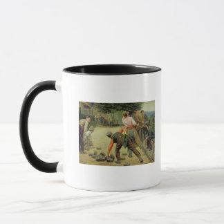 Mug Un jeu de Bourles en Flandre, 1911