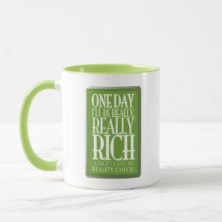 Mug Un jour je serai vraiment, vraiment riche