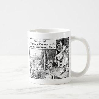 Mug Un jour seulement : Clown mauvais de banjo