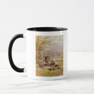 Mug Un petit bouquet pour la mère, 1867