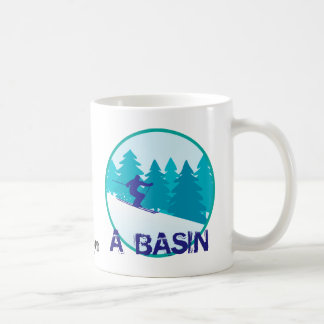 Mug Un ski de bassin personnalisé