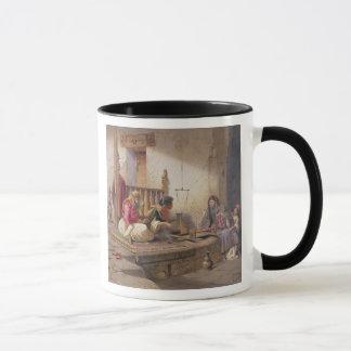 Mug Un tisserand en Esna, une de 24 illustrations
