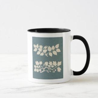 Mug Une branche de rose et branche de jasmin