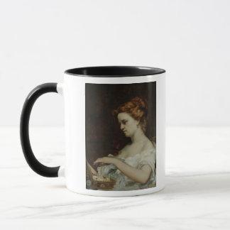 Mug Une femme avec les bijoux, 1867