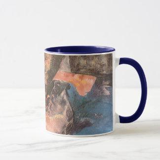 Mug Une paire de chaussures par Vincent van Gogh, art