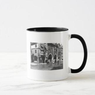 Mug Une vue de Lindau, c.1910