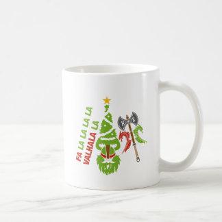 Mug Vacances de Noël de Viking le Valhöll