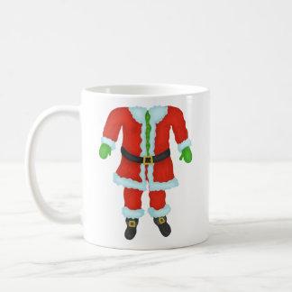 Mug Vacances drôles de Noël de nouveauté de corps du