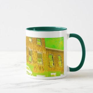 Mug vague de chaleur
