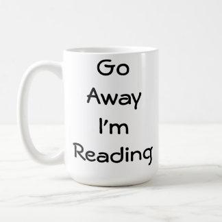 Mug Vais loin je lis