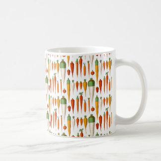 Mug Variétés de carottes d'Ernst Benary
