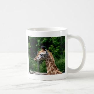 Mug Veau de bébé de girafe