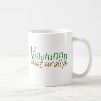 Mug Végétarien naturellement