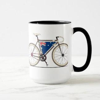 Mug Vélo d'amour, amour Australie