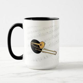Mug Version de trombone - à de quels sentiments