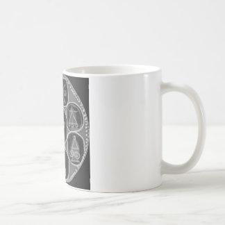 Mug Version noire et blanche - Reiki n Karuna