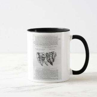 Mug Vertèbres, Cocyx (copie de b/w)